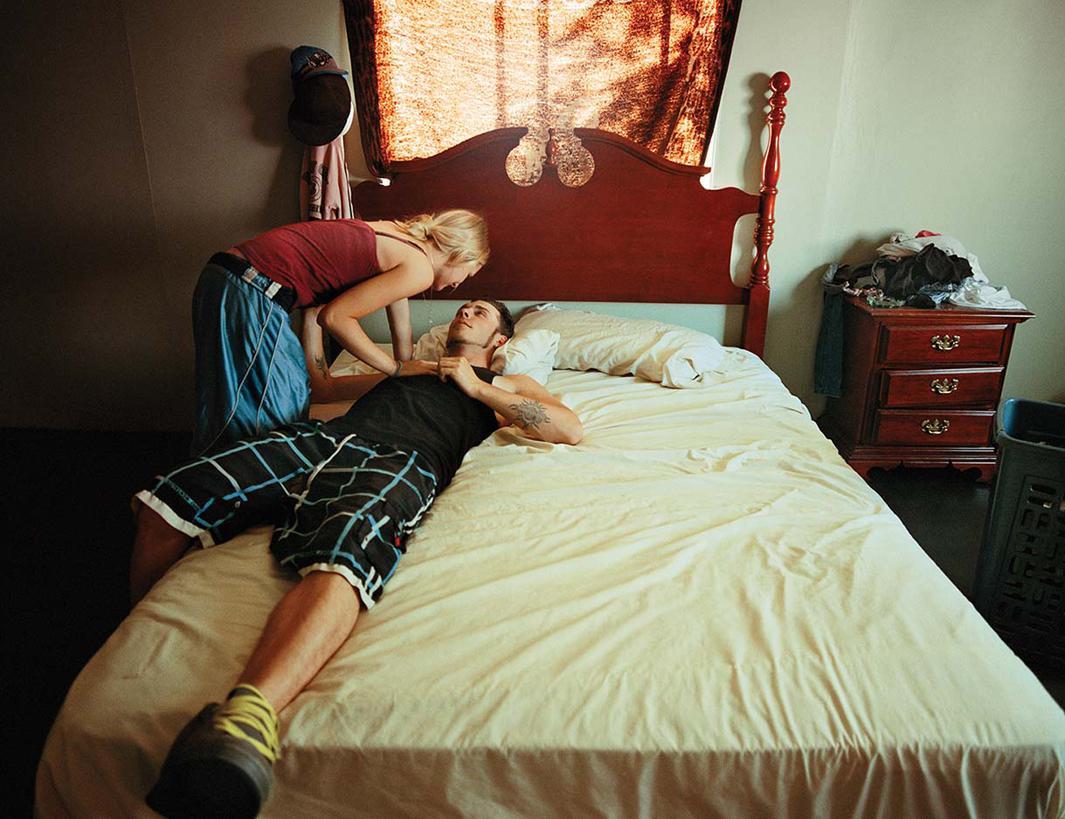 Tony and Sam