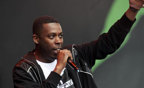 Wu-Tang Clan's GZA teaches kids science with rap.
