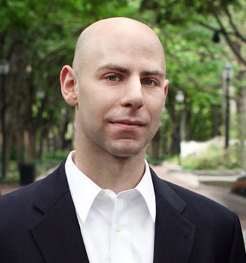 Wharton professor Adam Grant.