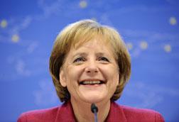 Angela Merkel. Click image to expand.