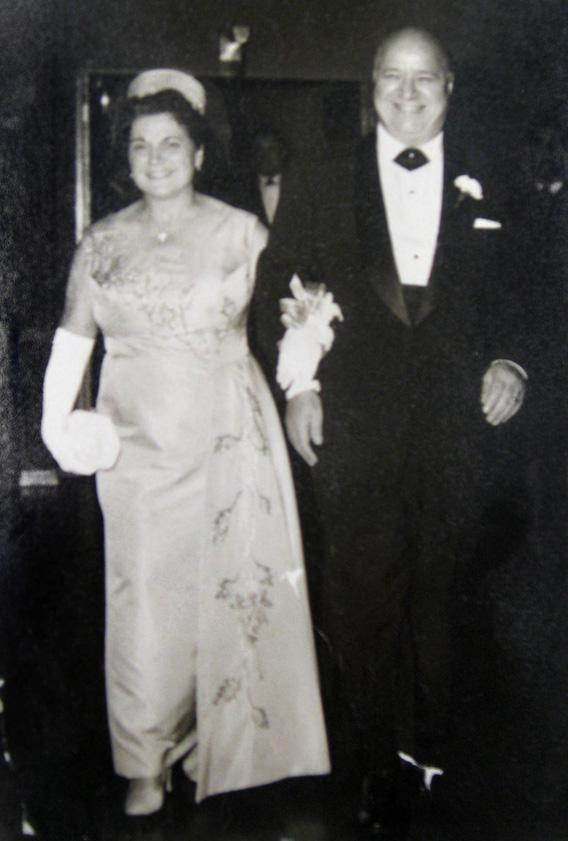 Leah and Charles Vallone, date unknown.