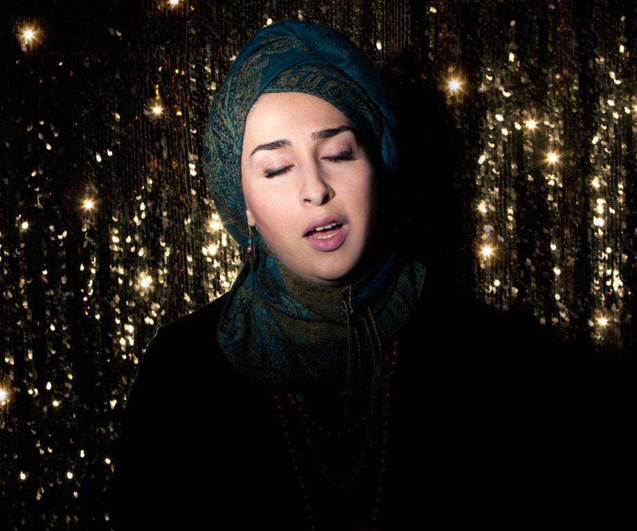 Iranian Singer 1