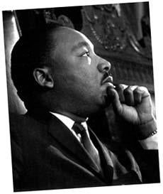 Martin Luther King, theologian for the American Way