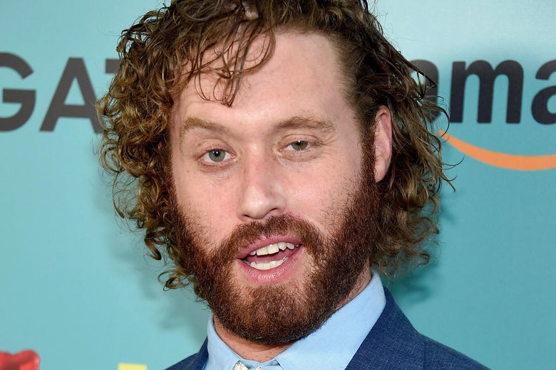 T.J. Miller allegedly called in a bomb threat against a ...