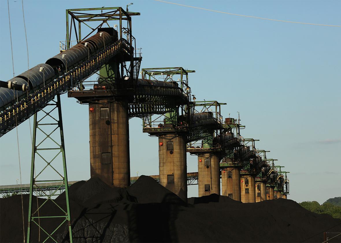 Coal, Ceredo, West Virginia