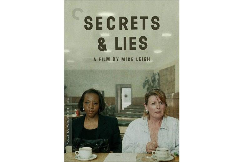 Secrets & Lies Criterion DVD
