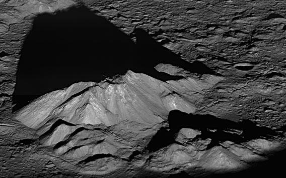 Another LRO shot of Tycho