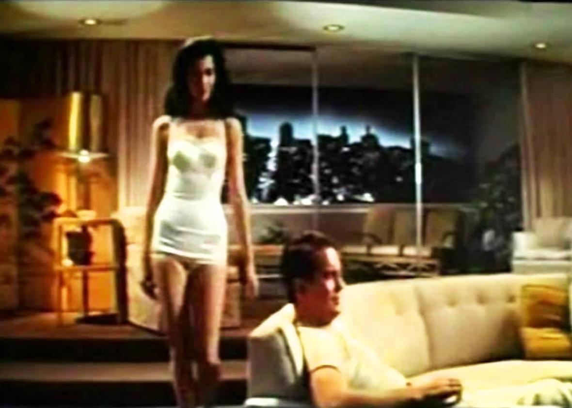 Still from The Naked and the Dead.