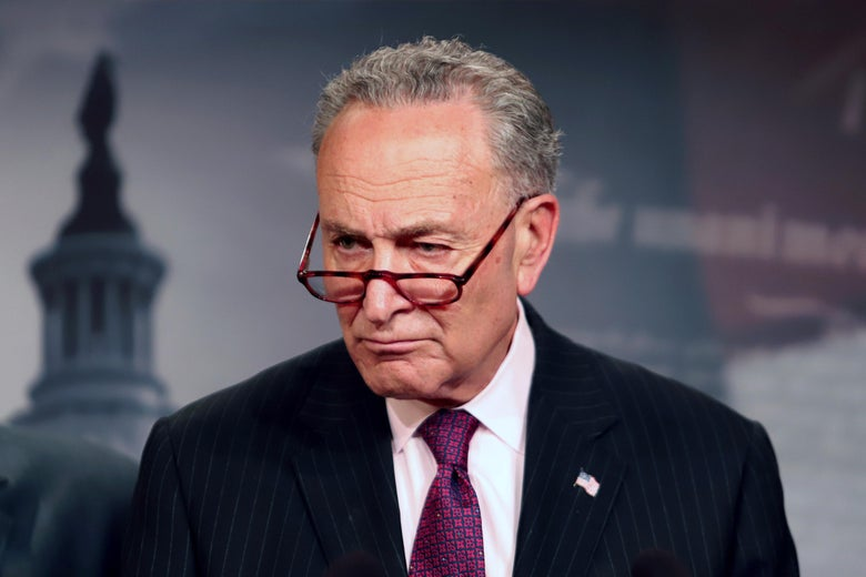 I Hope Democrats Get It Together Before >> Chuck Schumer Rejects Mitch Mcconnell S Call For Family Separation
