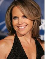Katie Couric. Click image to expand.
