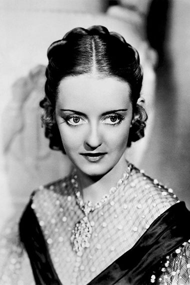 Bette Davis in Jezebel.