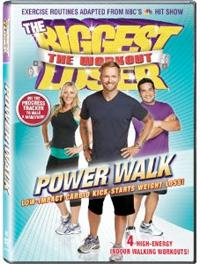 The Biggest Loser: The Workout DVD.
