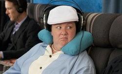 Melissa McCarthy in Bridesmaids.
