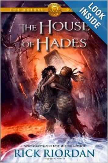 Rick Riordan: House of Hades