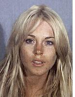Lindsay Lohan. Click image to expand.