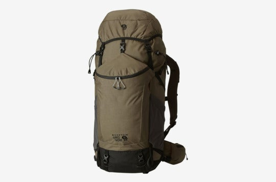 Mountain Hardwear Ozonic 70L OutDry Backpack.