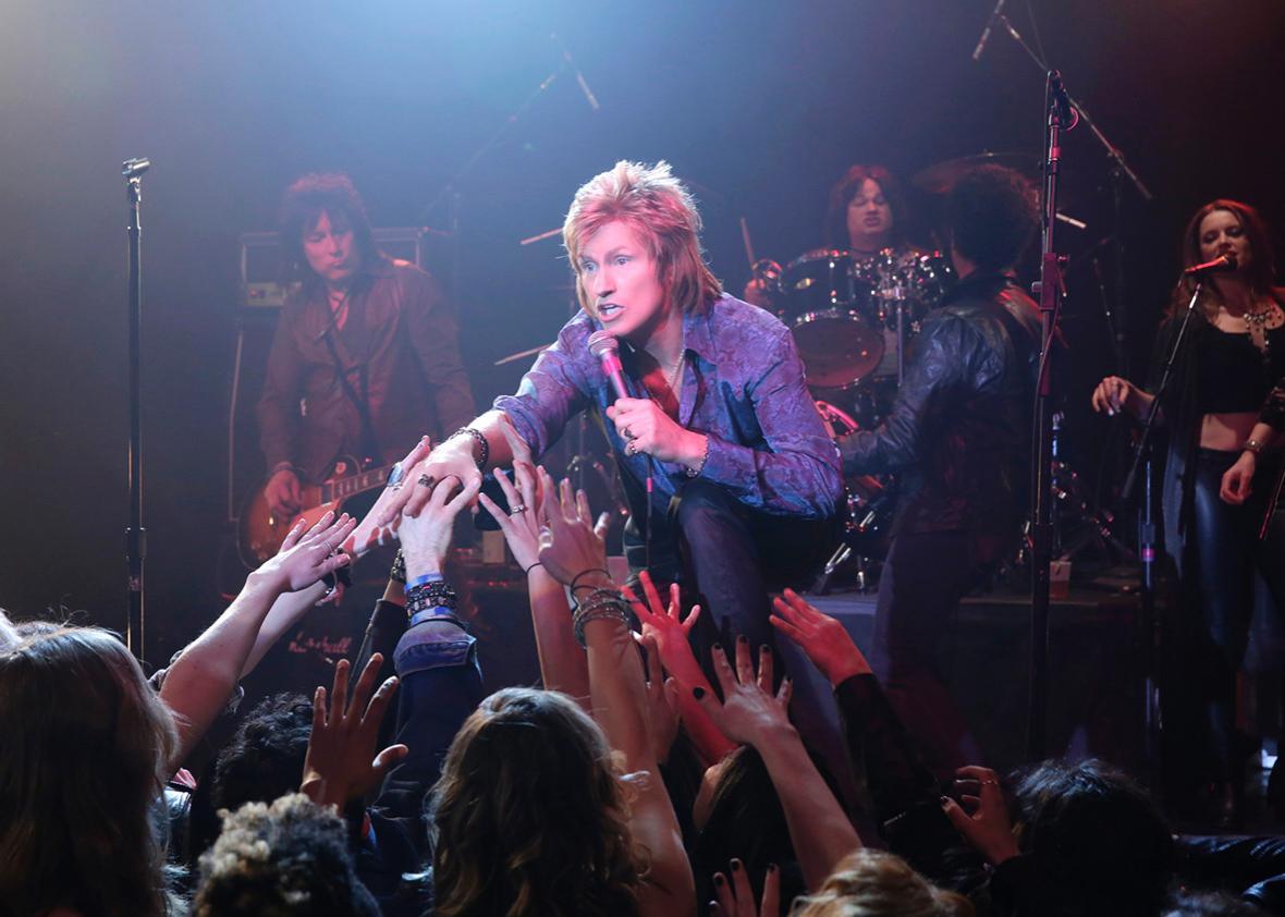 Denis Leary as Johnny Rock in Sex&Drugs&Rock&Roll.