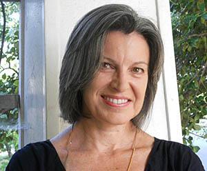 Author Claudia Emerson.