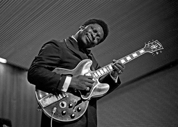 BB King, dead at 89: Remembering Live at the Regal's three-song medley, the greatest 12 minutes of live musical performance ever recorded.