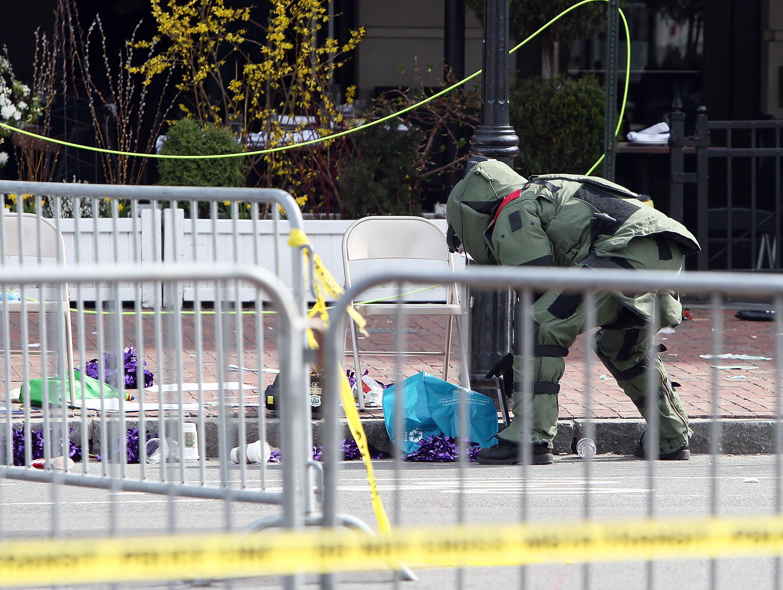 bomb squad investigation