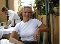 Anne Crawford at Orso