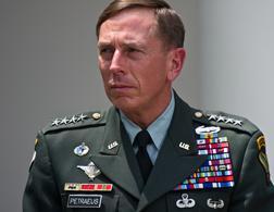 Gen. David Petraeus. Click image to expand.