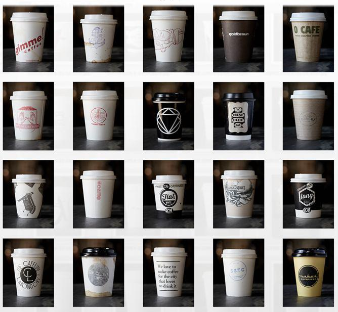 Photographer Henry Hargreaves Coffee Cups Of The World
