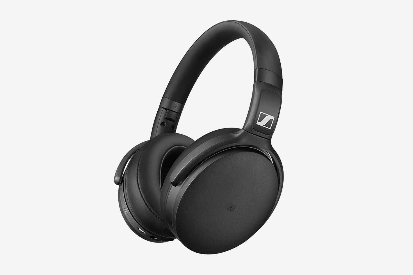 Sennheiser HD 4.50 SE Wireless Noise Cancelling Headphones.
