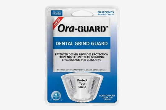Ora-Guard Dental Grind Guard.