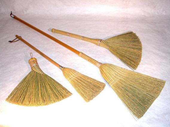 Broom history: How it became flat