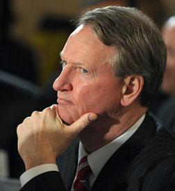 General Motors CEO Richard Wagoner. Click image to expand.