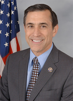 Darrell Issa. Click image to expand.