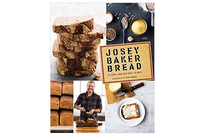 Josey Baker Bread cover
