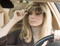 Sandra Bullock in The Blind Side. Click image to expand.