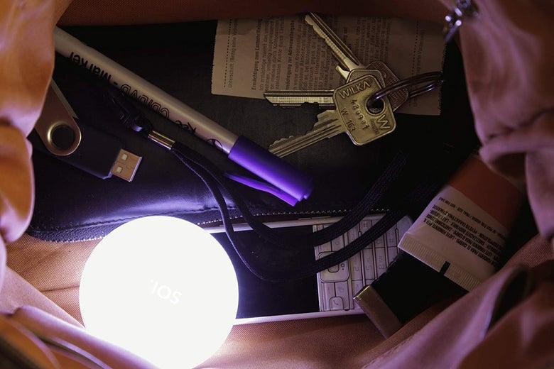 SOI Mini Handbag Light