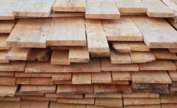 Cedar Lumber.