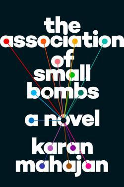 small bombs book cover.