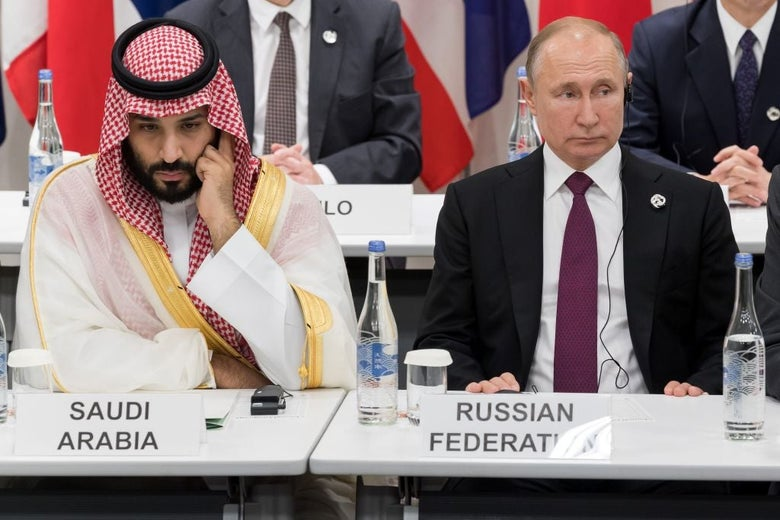 What Made Trump Hide His Calls To Mbs And Putin
