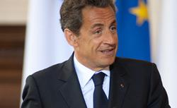 Nicolas Sarkozy. Click image to expand.