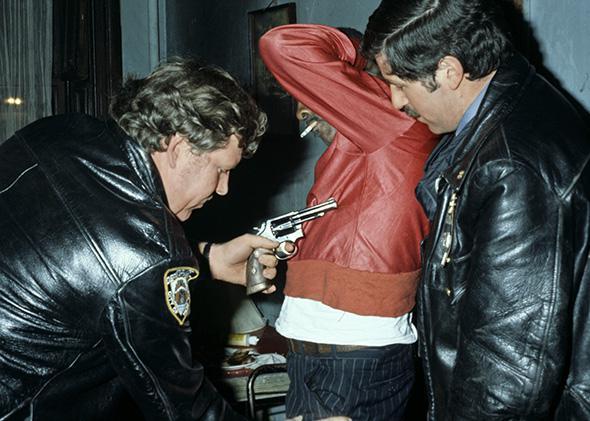 NYPD Harlem 1978