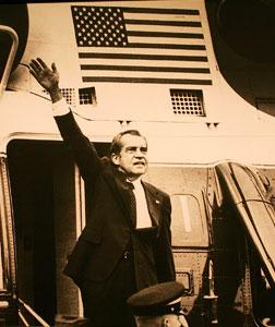 Richard Nixon. Click image to expand.