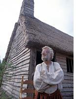 Going to extremes for reality TV: re-enacing  17th-century Maine