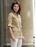 Cécelia Sarkozy. Click image to expand.