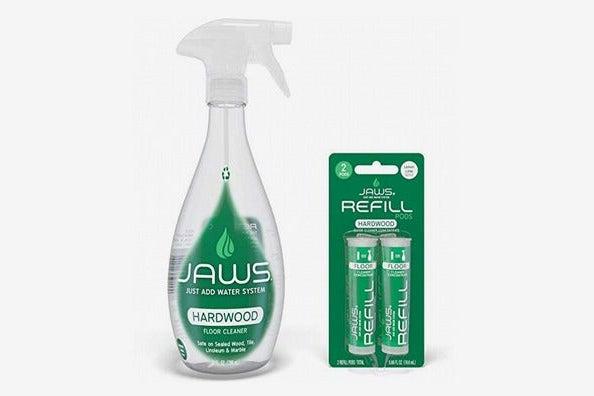 JAWS Hardwood Floor Cleaner Bottle