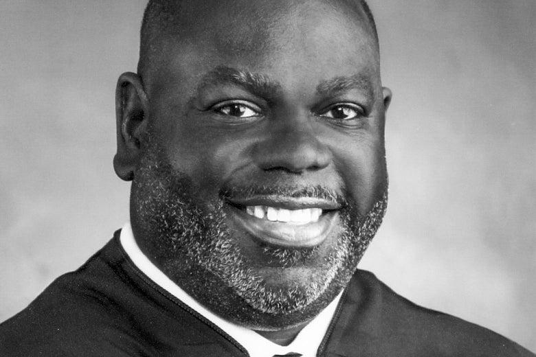 Judge Carlton Reeves.