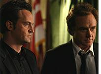 Matthew Perry and Bradley Whitford in Studio 60 on the Sunset Strip. Click image to expand.