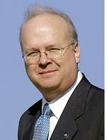 Karl Rove, political genius         Click image to expand.