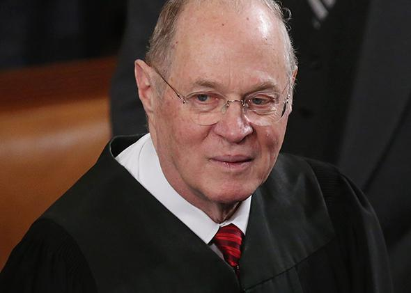 Justice Anthony Kennedy/