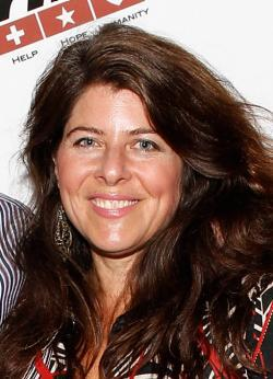 Author Naomi Wolf attends the 'Burma Captured: In Images and In Spirit'.