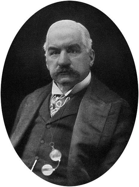 J.P. Morgan.